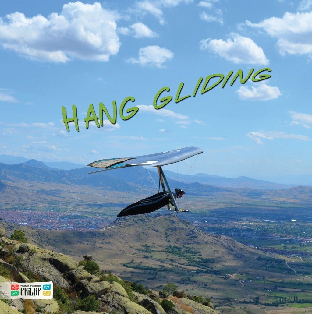 hand gliding