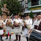 Festival of bagpipes