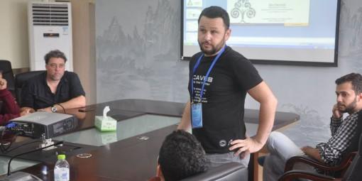 Нашиот сограѓанин Д-р Марјан Темовски на меѓународен тренинг курс во Кина